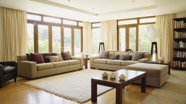 диваны под интерьер современной гостиной