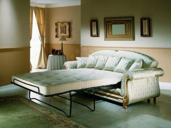 Раскладной диван для гостиной-спальни