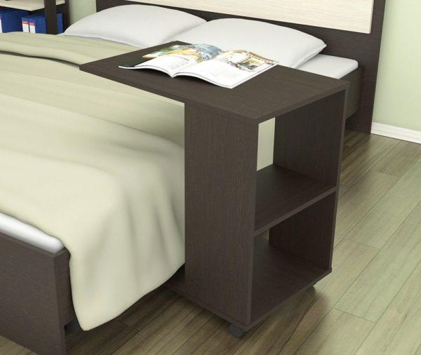 Стол на колесиках для небольшой комнаты